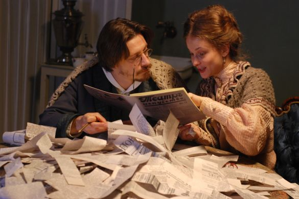 The Russian Film Days The Admirer